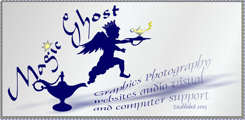 Logo Magic Ghost
